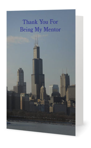 Thank for Being My Mentor Digital Download