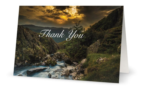 Wedding Thank You Cards Instant Digital Download #03