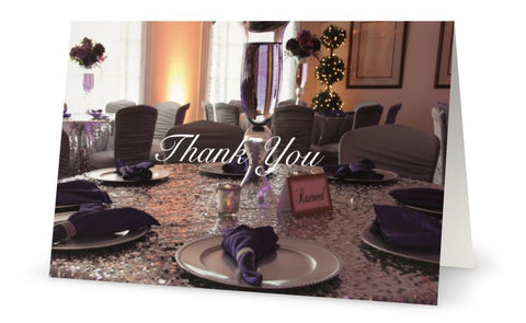 Wedding Thank You Cards # 04 Instant Digital Download