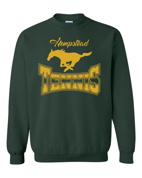 18000- HEMPSTEAD TENNIS Gildan - Heavy Blend Crewneck Sweatshirt