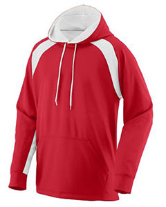 5527- Augusta Drop Ship Fanatic Hooded Sweatshirt