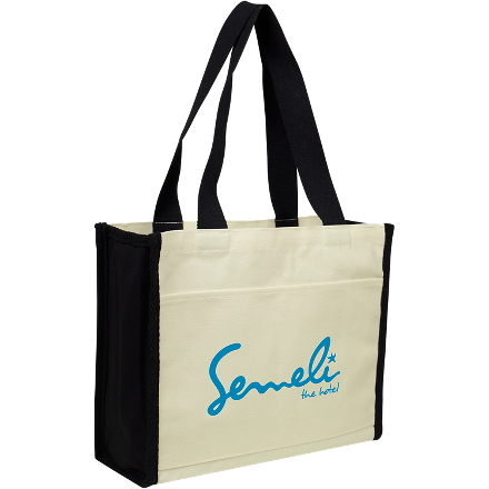 CCTOTE- Canvas Conference Tote