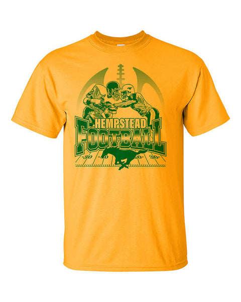 2000- HEMPSTEAD Gold Tee Gildan - Ultra Cotton® T-Shirt