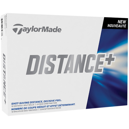 TMD - TaylorMade Distance Golf Balls