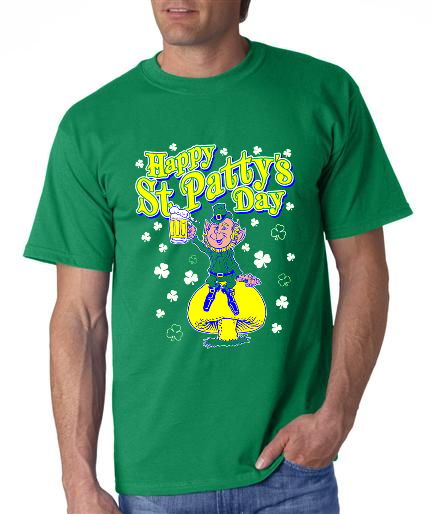 A2000- St Patricks Day Tee