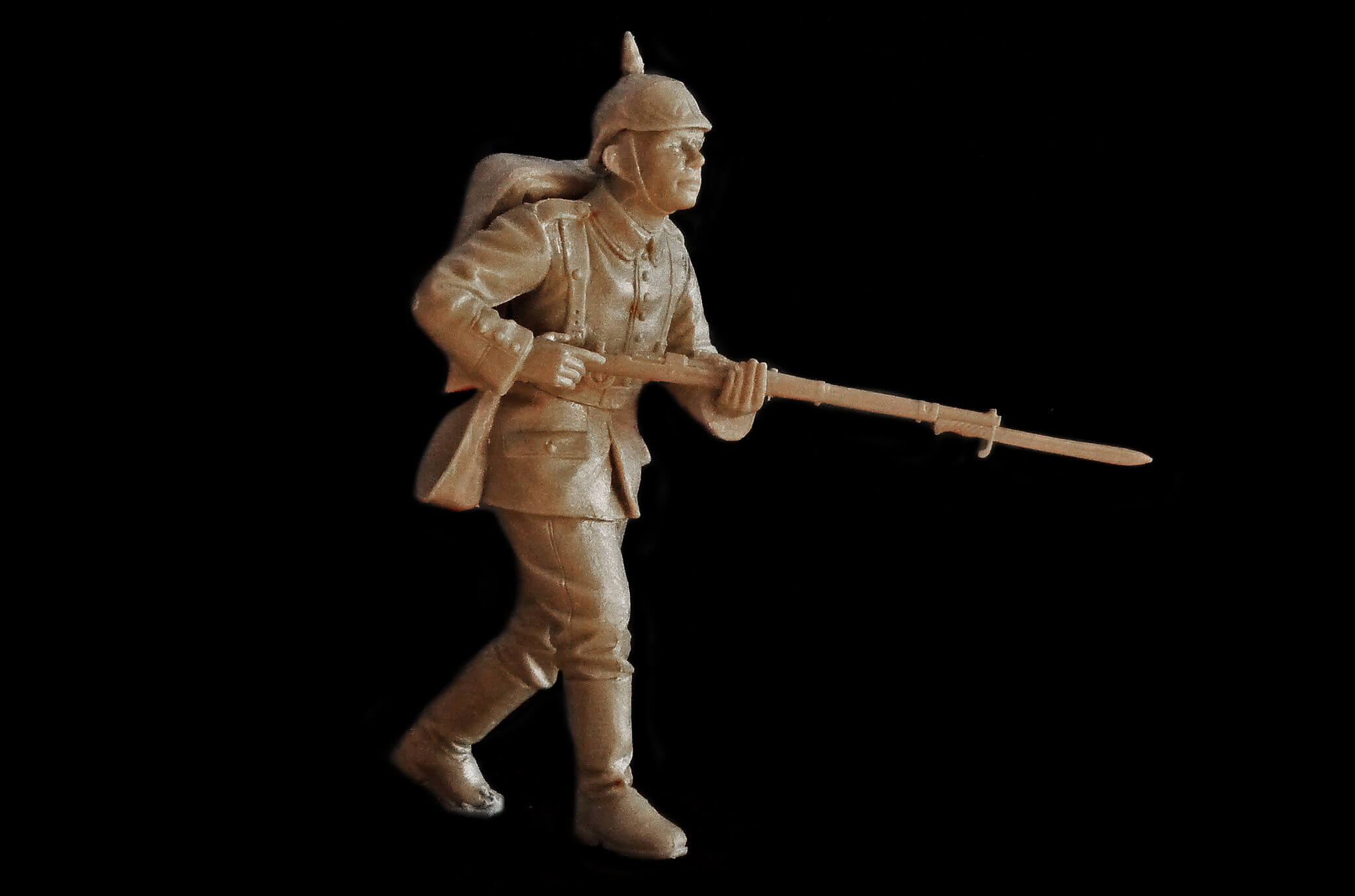 Revell 1:35 WWI Infantry German, British and French