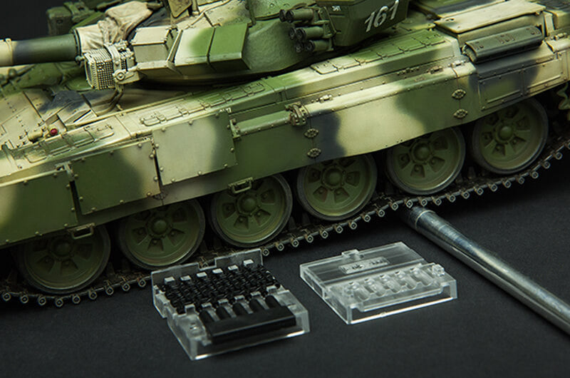 9bd93493a72b ... 1 35 scale model Meng Russian Main Battle Tank T-90 with TBS- ...