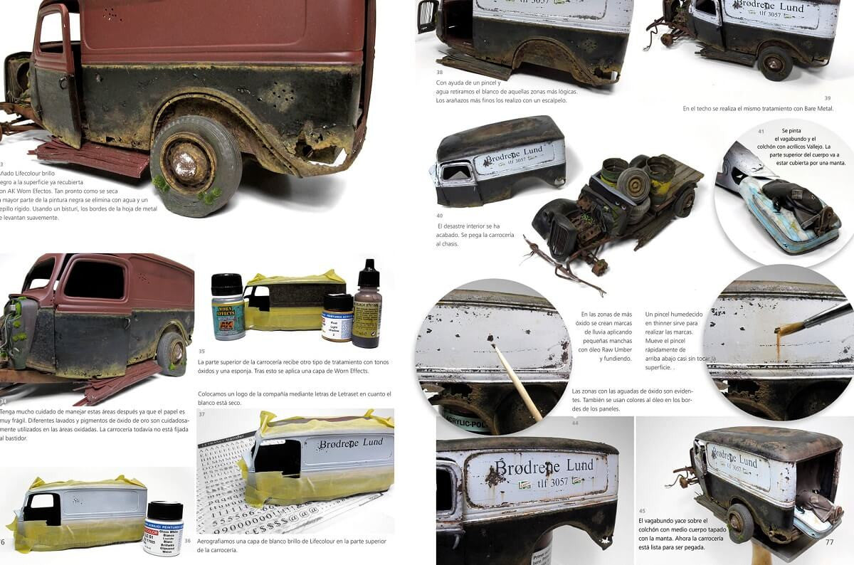 AK Interactive Book - Extreme-2 Weathered Vehicles & Reality ...