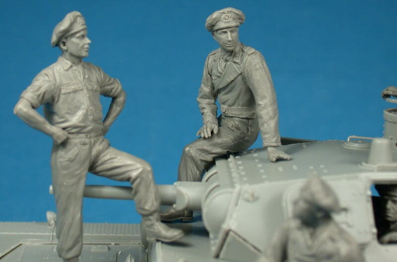 figurines Page 4 - Panzer Models