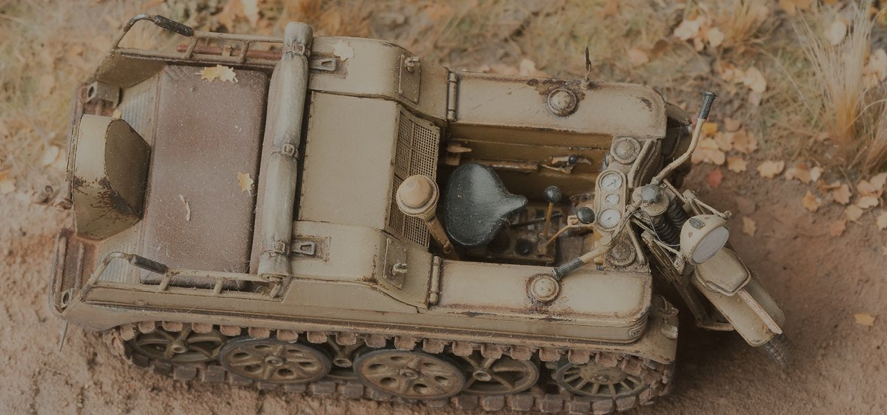 Panzer Models - Dedicated to 1/35 scale military modelling