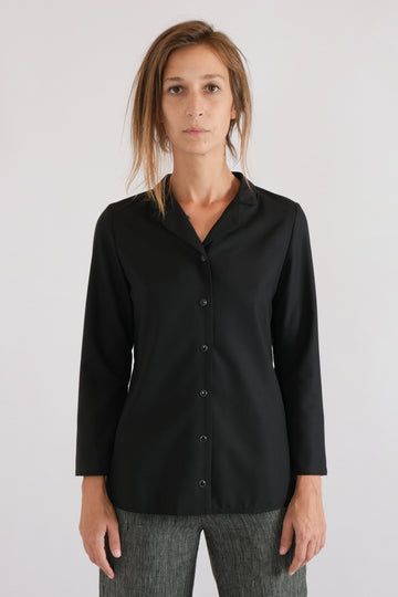 LUN SHIRT in high-segment viscose