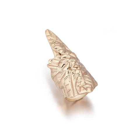 Earth Collection Warrior Ring (EWB_01)-Bronz
