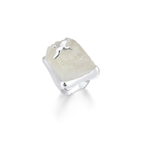 Seagull Istanbul Stone Ring -