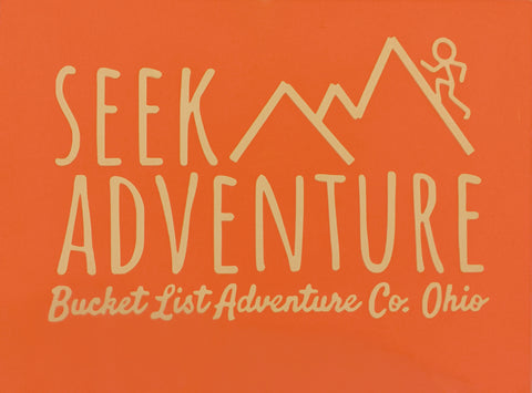 'Seek Adventure' Window Decals