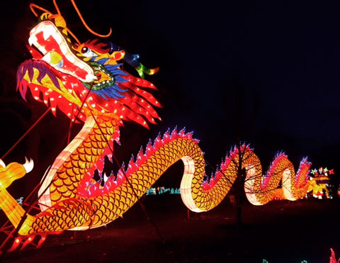 Ohio Chinese Lantern Festival - Group Adventures
