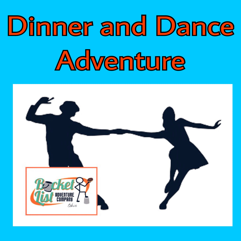 Date Night Dinner and Dance Adventures!