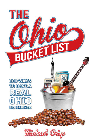 "AUTOGRAPHED edition of ""The Ohio Bucket List"" book"