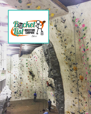 Indoor Beginner's Rock Climbing
