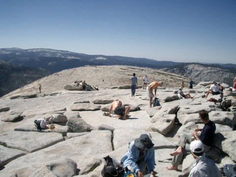 Day Hike at Half Dome in Yosemite - Coming September 2018