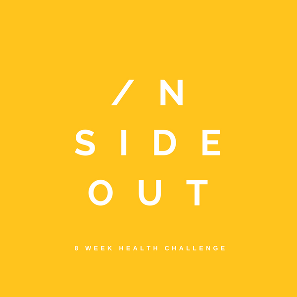 Inside Out 8 Week Challenge