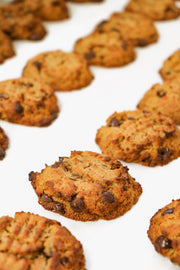 Chocolate Chip Chickpea Cookies - VG, GF