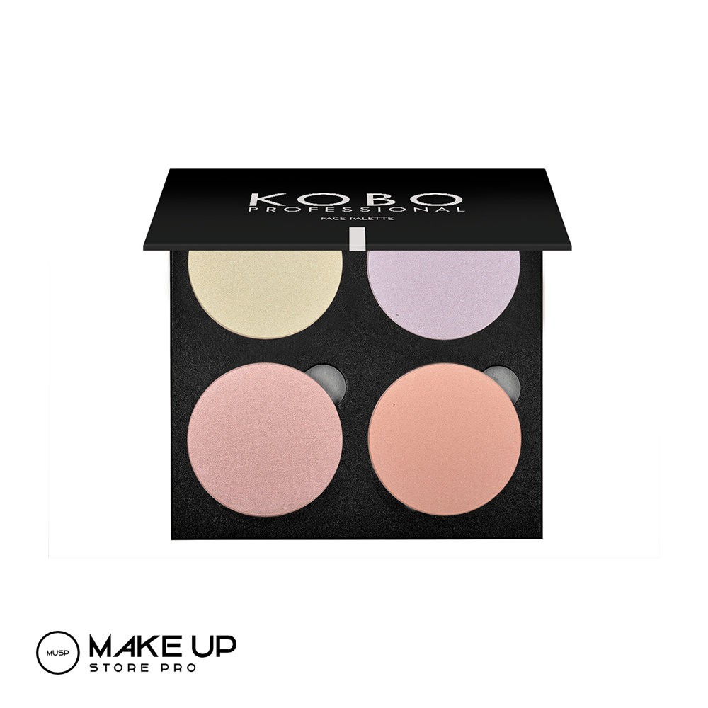 KOBO Highlighter Palette 03