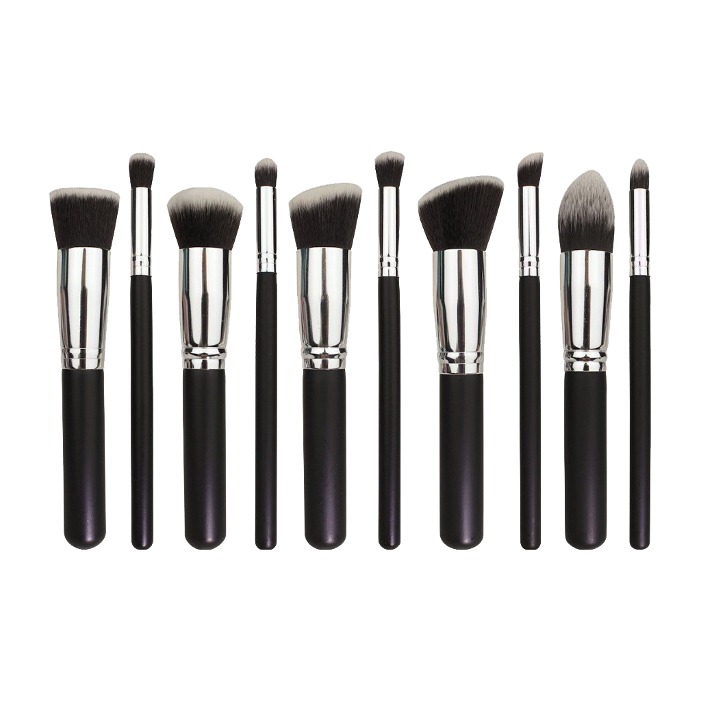 Brush Set - Blending 10 Piece