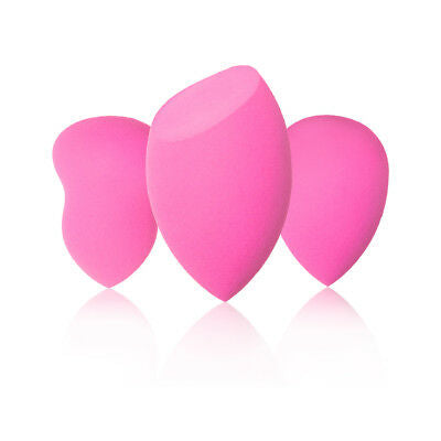 3PCS Beauty Blender sponges with Drying Holder