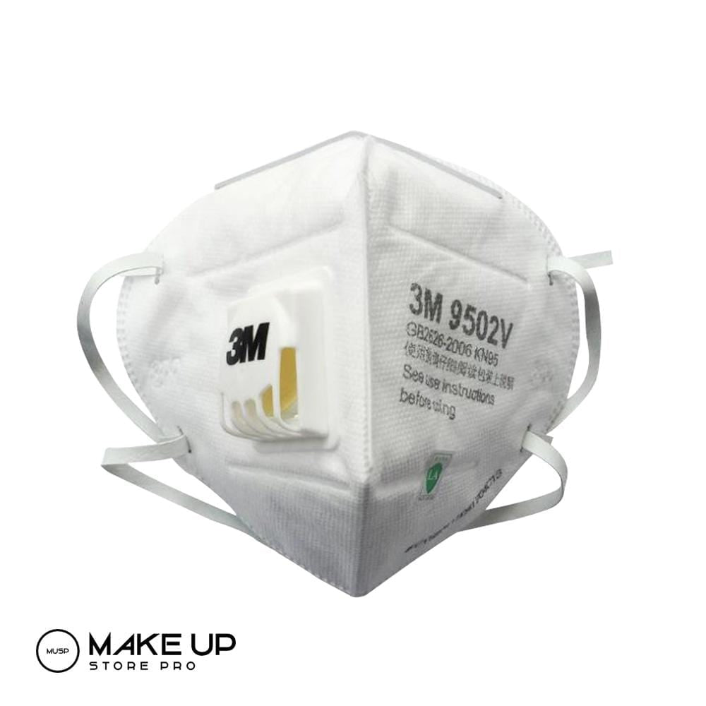 3M Reusable Face Mask KN95 9502V With Valve