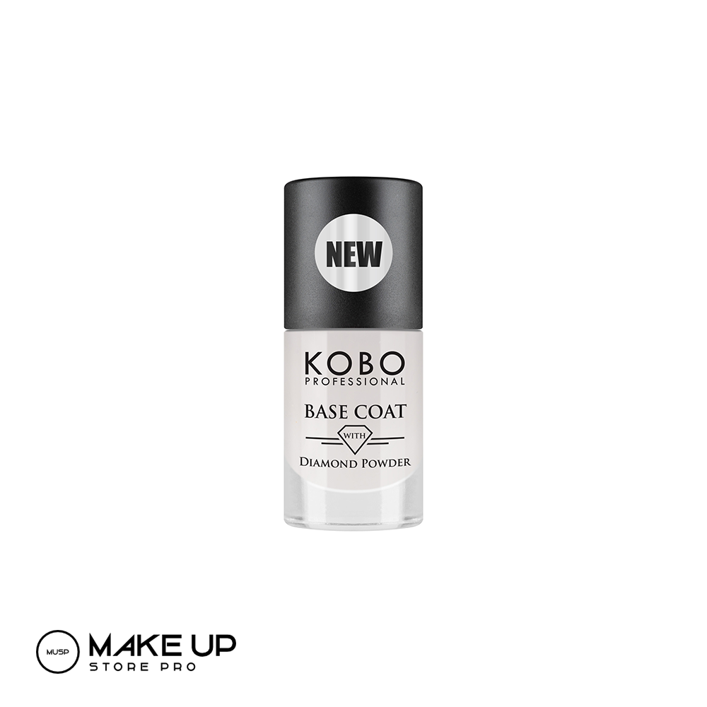 KOBO Base Coat With Diamond Powder