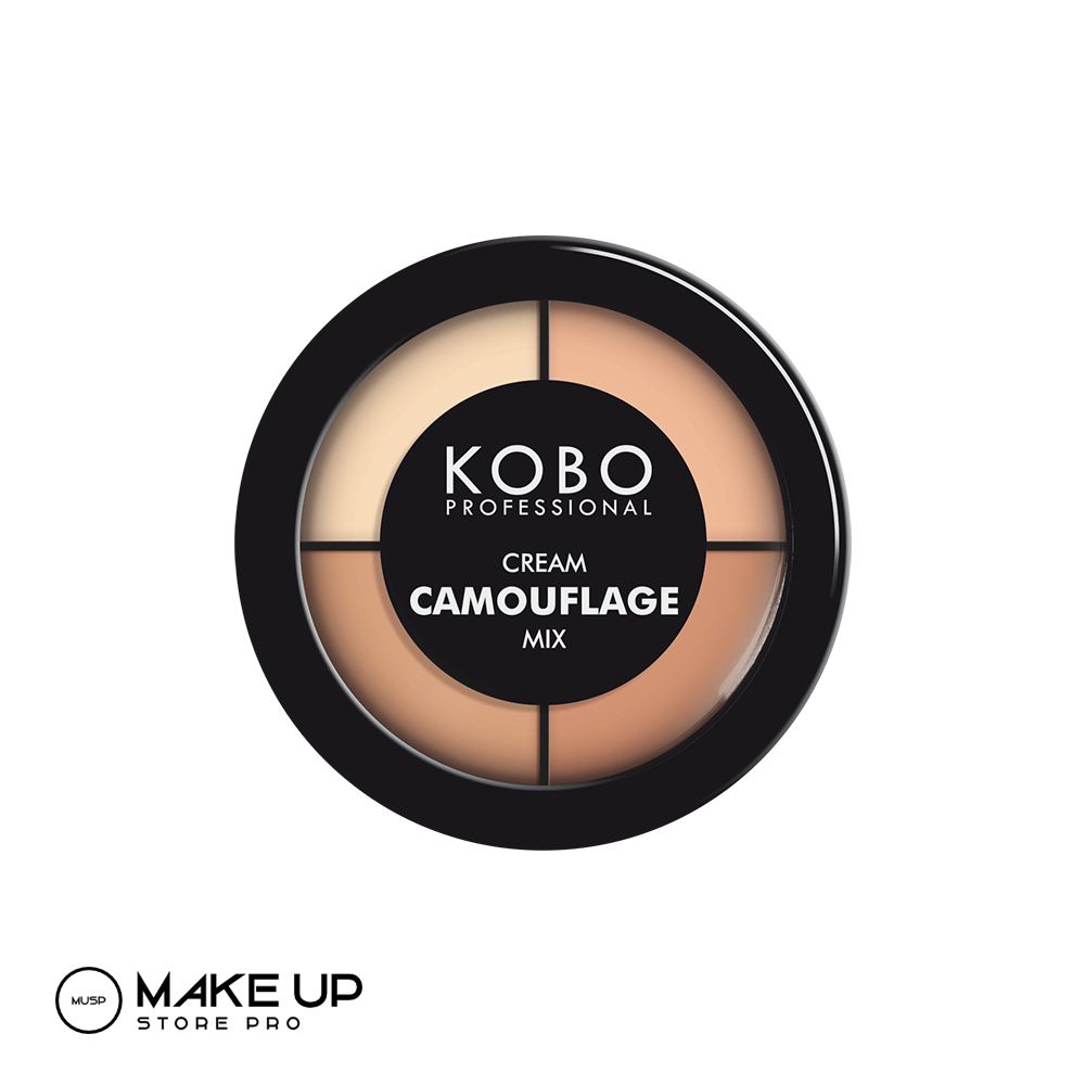 KOBO Cream Comouflage Mix