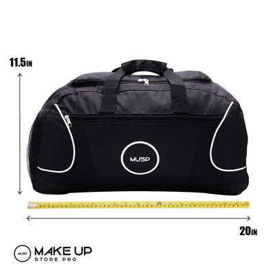 Hair & Makeup Duffle / Travelling Bag / College Holdall