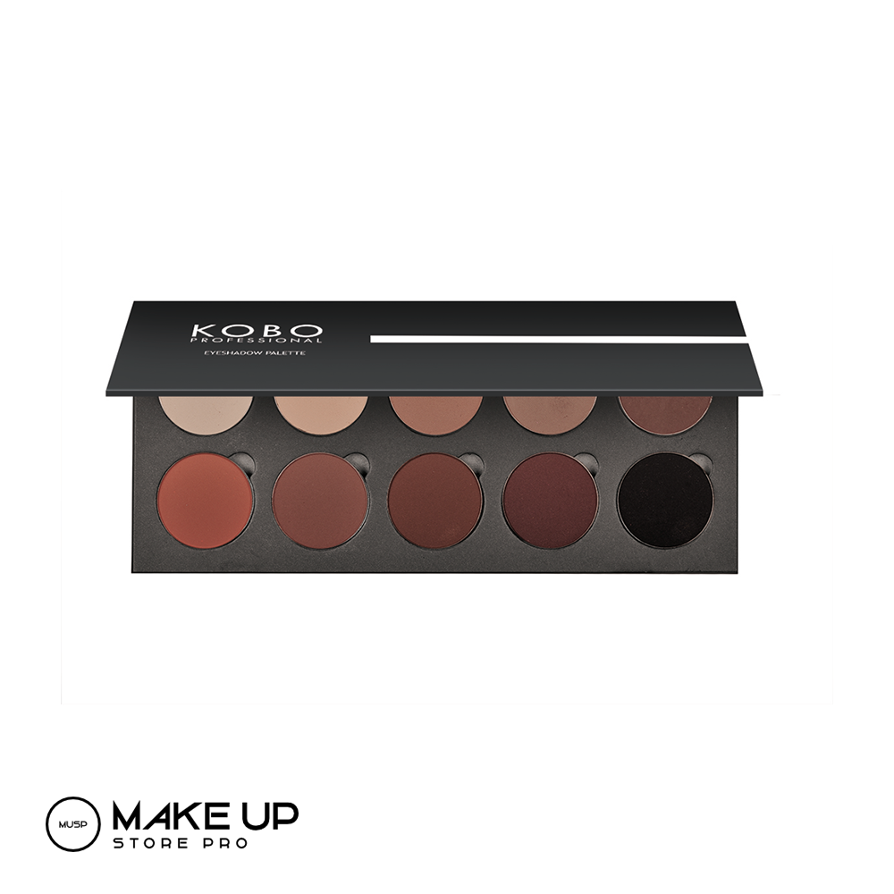 KOBO Eyeshadow Palette 10x 01 Basic