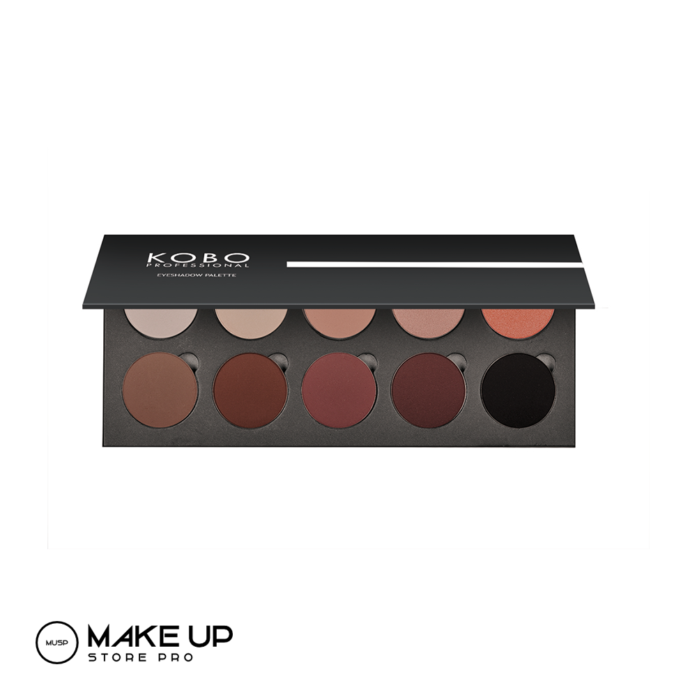 KOBO Eyeshadow Palette 9x 04 Charming Look