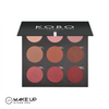 KOBO Eyeshadow Palette 9x 02 Rose Brown