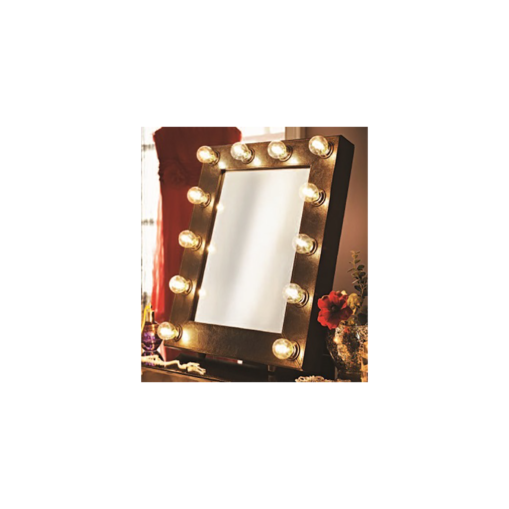 Illuminated Makeup Mirror