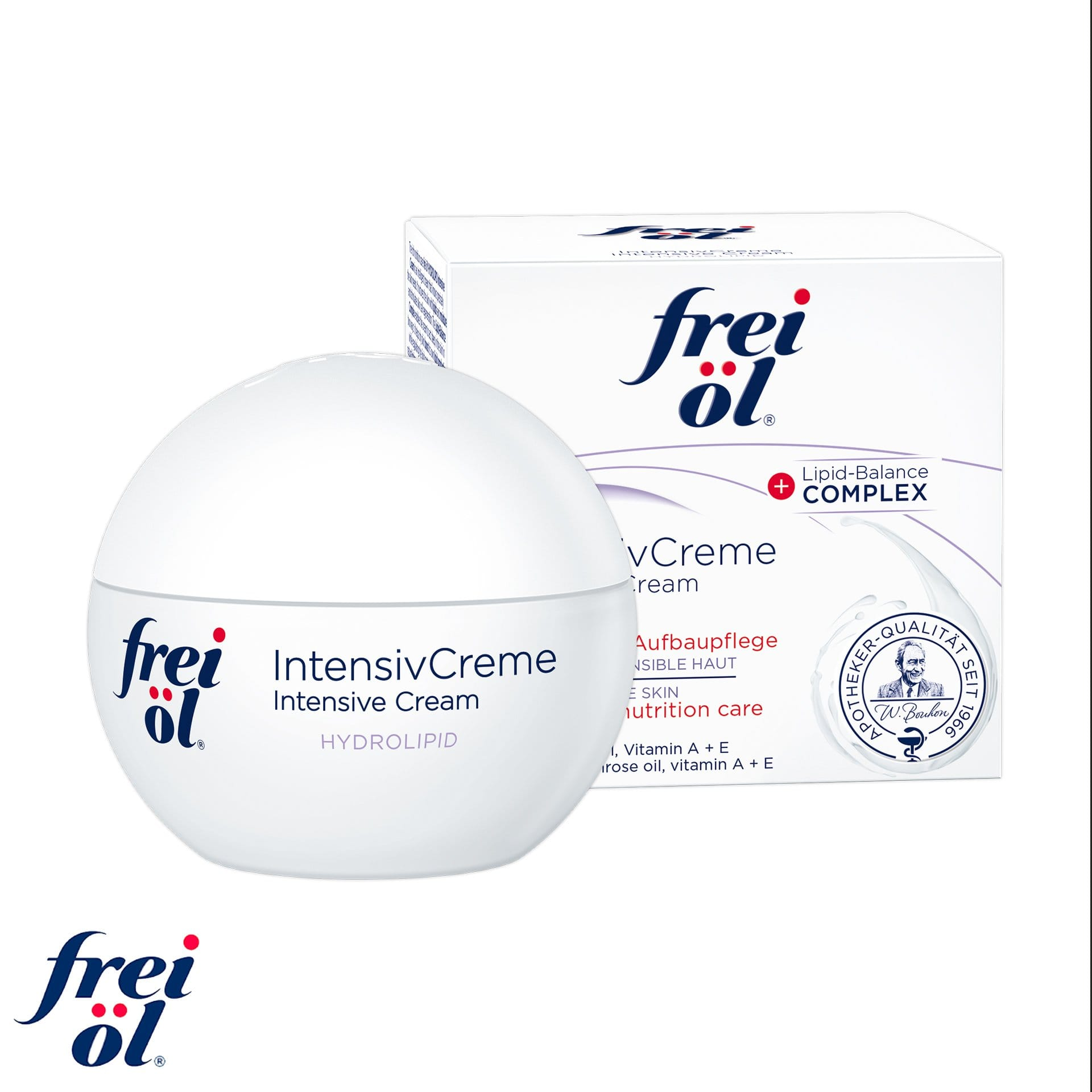 Frei Ol Hydrolipid Intensive cream 50ml