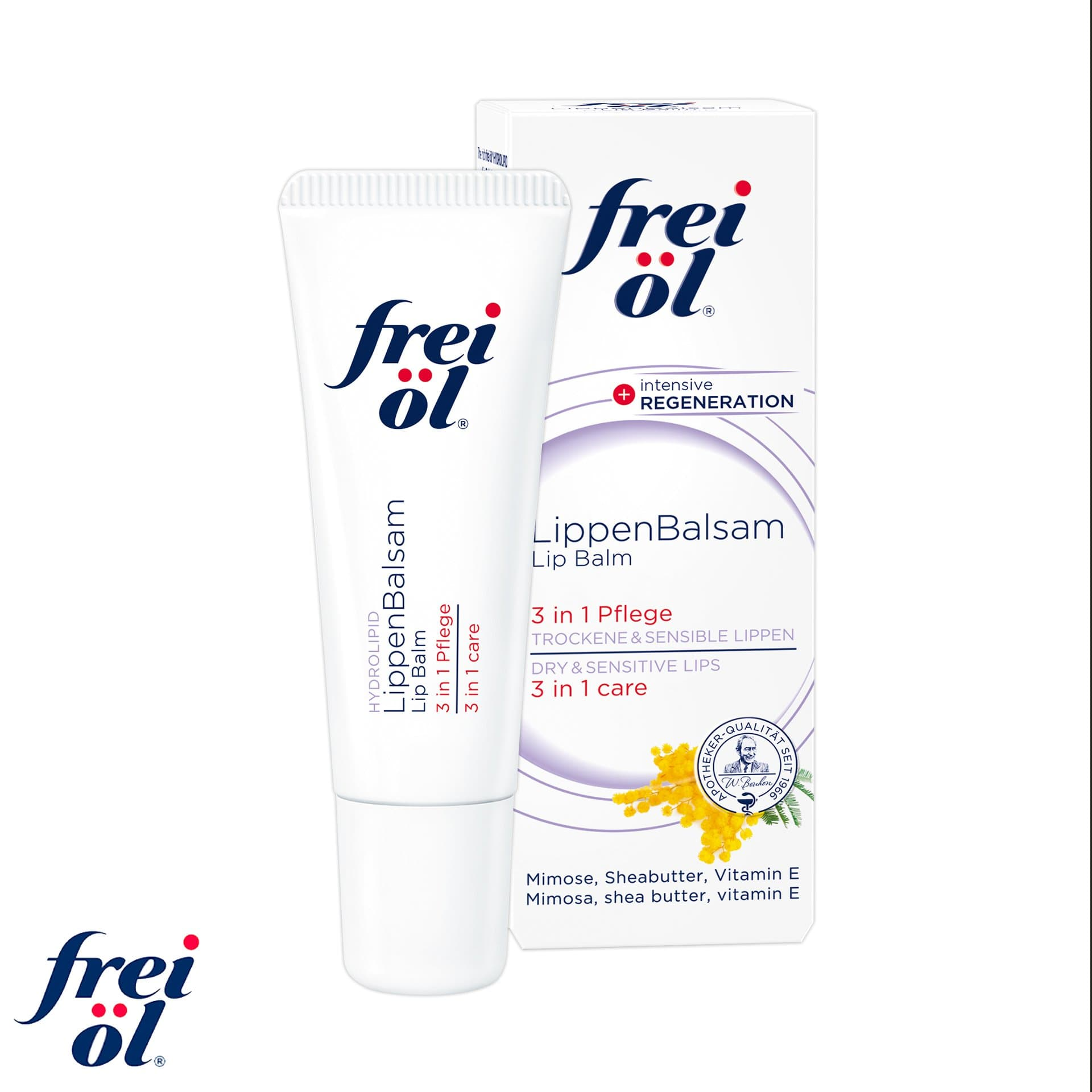 Frei Ol Hydrolipid Lip Balm 8ml