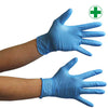 Blue Vinyl Gloves Powder Free (Medical Grade)