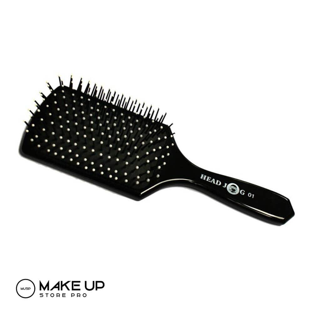 Head Jog 01 Paddle Brush Black
