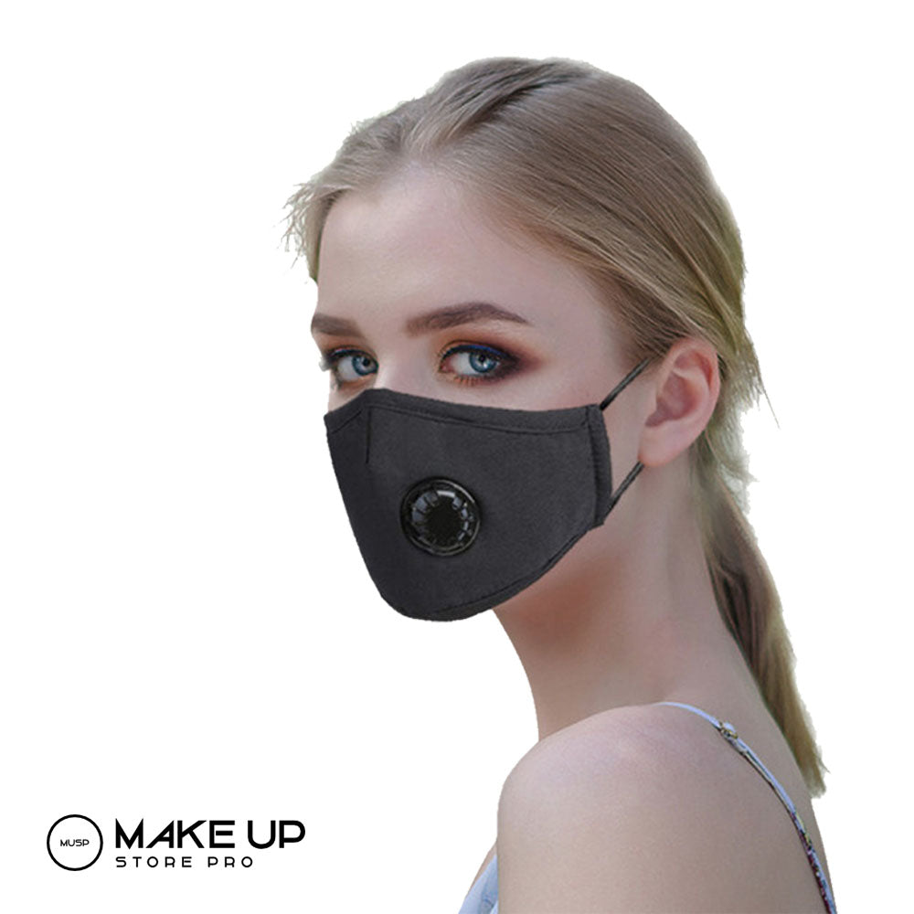 "N95 Cotton PM2.5 ""Fashion Mask"" -  Replaceable Filter!"