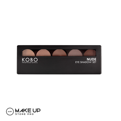 KOBO Nude Eyeshadow Set