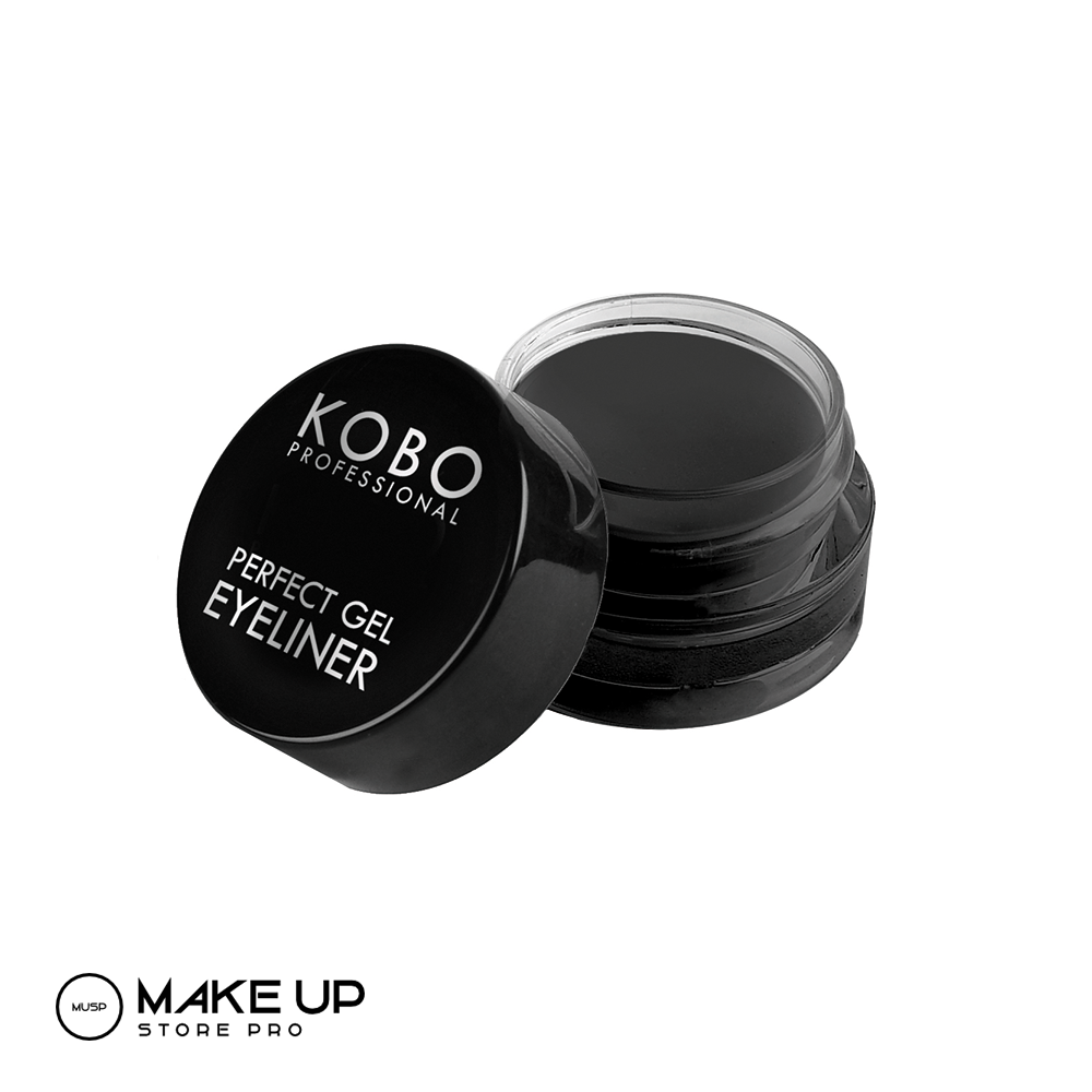 KOBO Perfect Gel Eyeliner 01