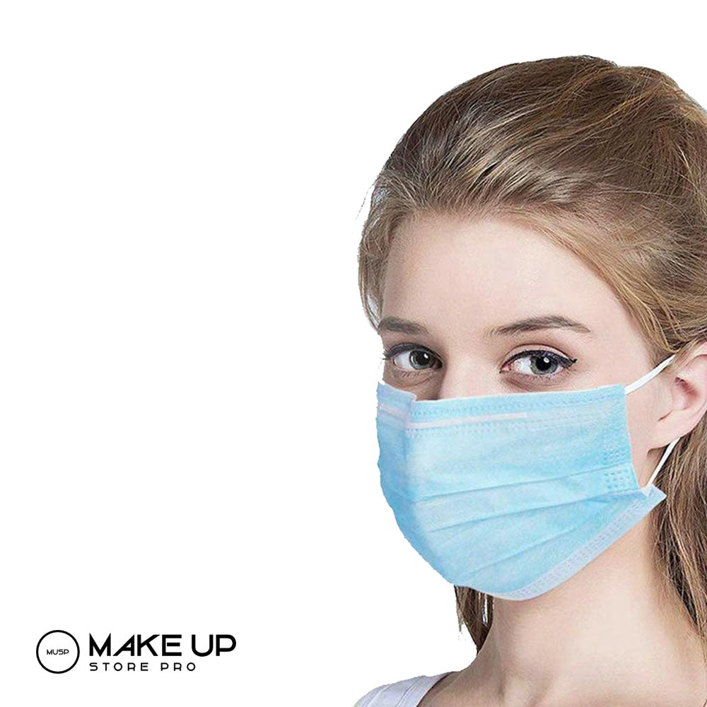 Surgical Style Disposable Masks PM2.5, 3 Ply, Washable - Reusable