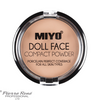 Compact Powder Doll Face