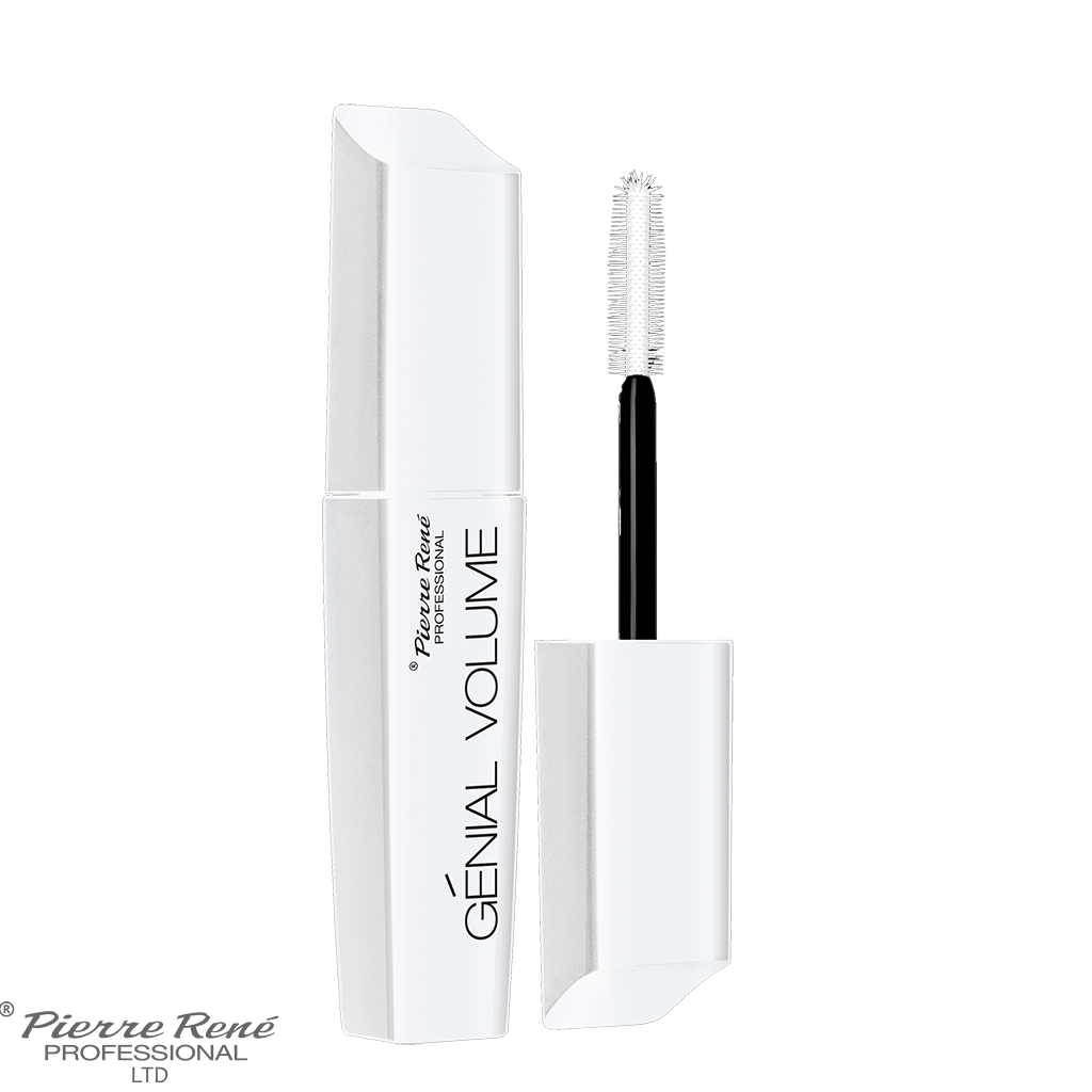 Genial Volume Mascara Black 01