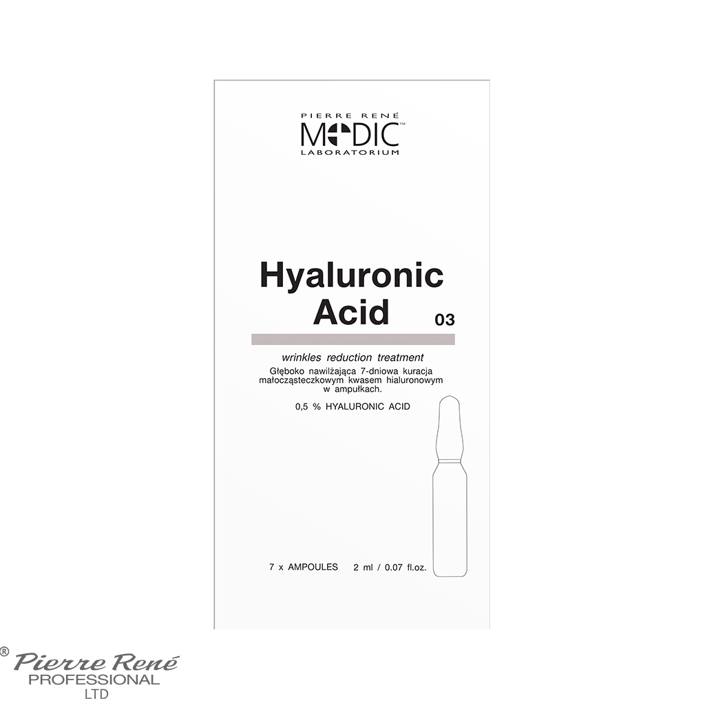Ampoules Hyaluronic Acid