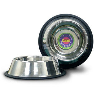Cadet 3 Cup Stainless Steel Bowl