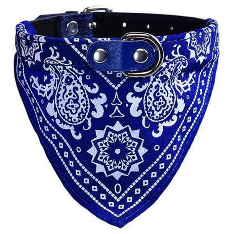 "15"" Bandana Dog Collar"