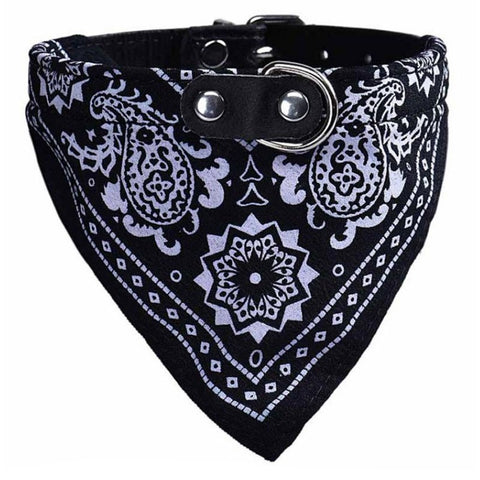 "17"" Bandana Dog Collar"